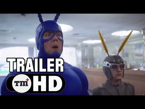 The Tick Season 2 Trailer HD