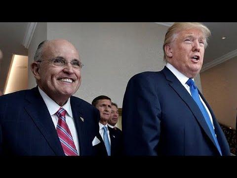 ΗΠΑ: Στη νομική ομάδα Τραμπ ο Ρούντι Τζουλιάνι