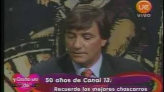 Compilado de Chascarros de la TV Chilena (Canal 13)