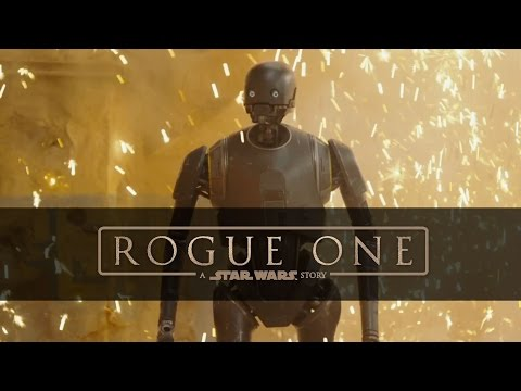 Rogue One: A Star Wars Story (Featurette 'K-2SO')
