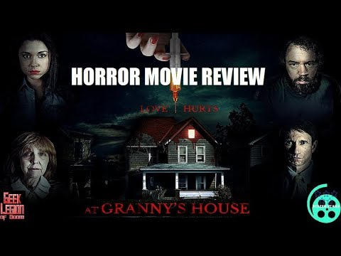 AT GRANNY'S HOUSE ( 2015 Bill Oberst Jr. )  Horror Movie Review