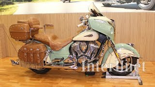 6. 2018 Indian Roadmaster Classic – new touring motorcycle