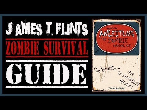 Tom Flint`s Zombie Survival Guide – Part 1 – [German HD ]