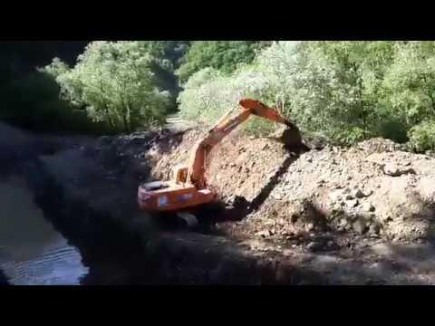 მდინარეების ბარბაროსული დაბინძურება იმერეთში