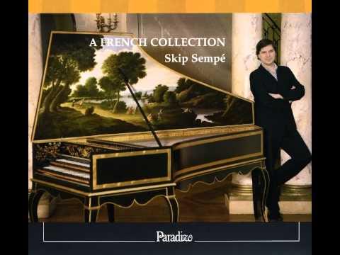 Louis Marchand | Pièces de clavecin - Livre I, Chaconne