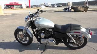 5. 448840   2012 Harley Davidson Sportster 1200 Custom   XL1200C - Used motorcycles for sale