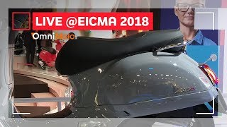 Vespa GTS | EICMA 2018 - Video Novità