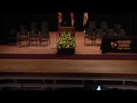 2018 Roanoke Rapids High School Graduation