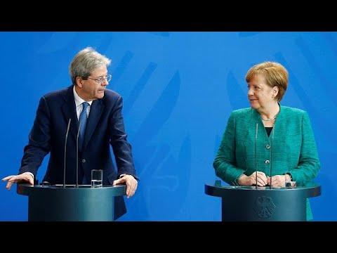 Μέρκελ: Τέλος στην εποχή των μνημονίων, μεγάλη πρόοδος στην Ελλάδα…