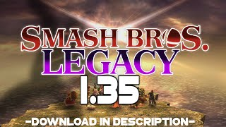 Super Smash Bros. Legacy 1.35 Trailer – Challenger Approaching!