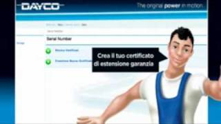 Dayco Garage Virtuale (Italiano)