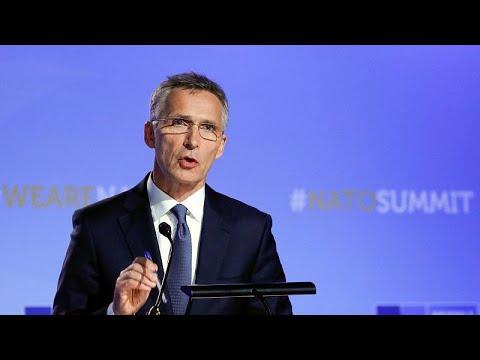 Ουκρανία και Γεωργία στην ατζέντα συνομιλιών του ΝΑΤΟ