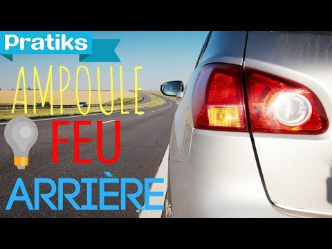 comment demonter feu arriere ford fiesta