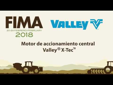 FIMA 2018 - VIDEO ENTREVISTA - VALMONT - VALLEY X-