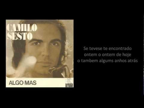 Camilo Sesto - Algo Mais