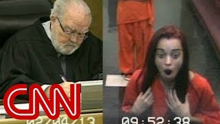 Download Youtube: Judge flips out after getting flipped off