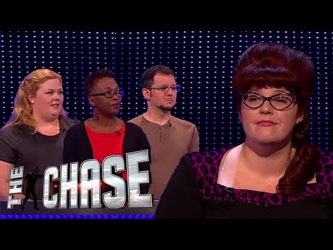 The Chase | Jo, Glenda and Nathan's £11,000 Final Chase With The Vixen