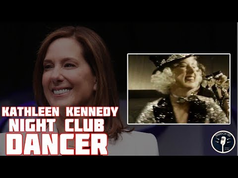Kathleen Kennedy Was a Night Club Dancer. Oh and Won Diversity Oscar...
