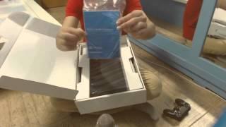 فتح علبة بلايستيشن 4 | Playstation 4 Unboxing