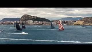 Volvo Ocean Race History and Course 2017-2018