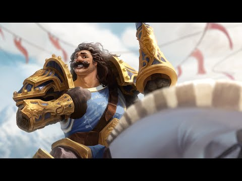 Hearthstone: The Grand Tournament – HD Trailer