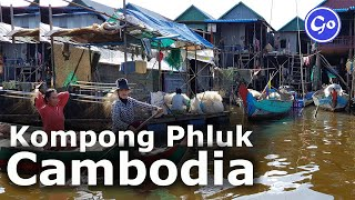 Khmer Travel - Floating Village, Kompong Phluk, Siem Reap, Chong