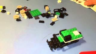 Конструктор паровоз развивающие игрушки для малышей