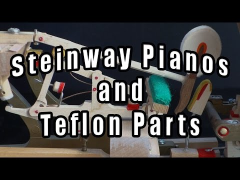 Is Teflon on Steinway Pianos Bad?