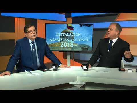 Aló Buenas Noches: Resumen instalación de la Asamblea Nacional parte 6