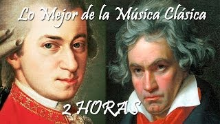 Download Lagu 2 HORAS de la Mejor Música Clásica - Mozart, Beethoven, Bach ... Música Clásica Piano Violin Mp3