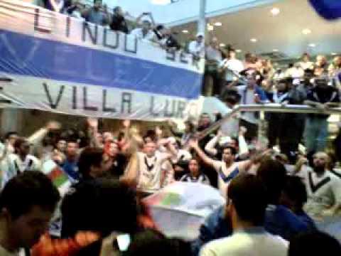 VELEZ VIAJE A URUGUAY COPA 2011 - FIESTA EN EL BARCO (2) - La Pandilla de Liniers - Vélez Sarsfield