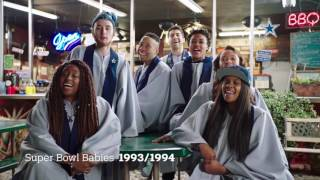 Super Bowl Excitement - A (1) one minute fun advertisement assembled from the Best (11) eleven ADS from 2016. A warm up for...