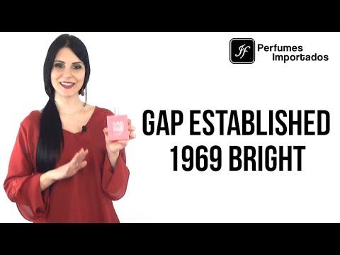 Gap Established 1969