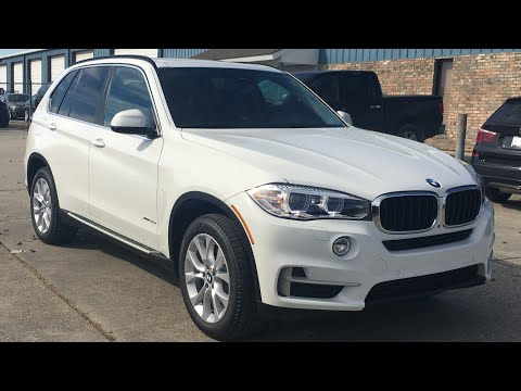 2016 BMW X5 xDrive35i Full Review, Start Up, Exhaust