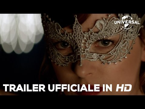 Preview Trailer Cinquanta sfumature di nero, primo trailer italiano