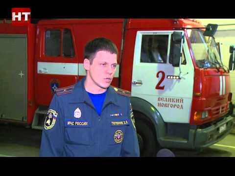 В Старорусском районе в результате пожара погибла полуторагодовалая девочка