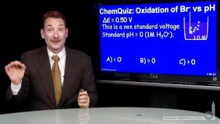 Oxidation Of Br Vs. PH  (Quiz)