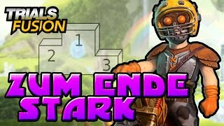 AM ENDE GIBT ER GAS - • TRIALS FUSION • - Let's Play Trials Fusion  - Dhalucard