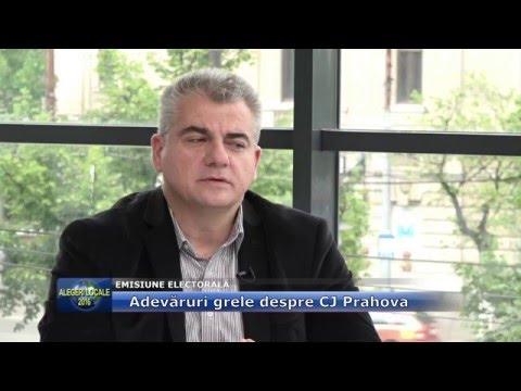 Emisiune Electorală – 11 mai 2016