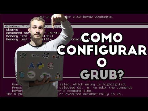 Entendendo na prática como configurar o Grub   LPIC-1 & LFCS