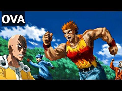 Saitama Trains New Heroes - Genos Jealous Of New Disciples   One Punch Man OVA