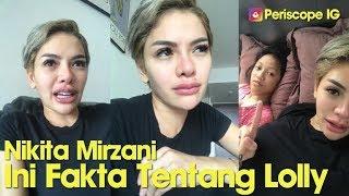 Video Nikita Mirzani Ungkap kaburnya Lolly ke Komnas Anak MP3, 3GP, MP4, WEBM, AVI, FLV Maret 2019