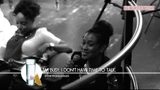 I Don't Have Time To Talk