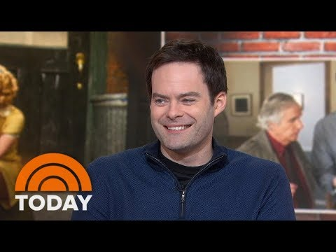 Bill Hader Joins Kathie Lee And Hoda To Talk New Show 'Barry' | TODAY