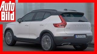 Volvo XC40 Review/Details/Erklärung by Auto Bild