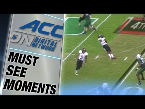 Must - It could be a player faking his death. It could be a trust fall. Either way, an Arkansas State player tried to distract Miami in an incredibly unusual way. The fake punt was an utter failure....