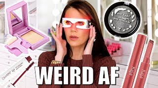 WEIRD PRODUCTS ... The Future of Beauty by Glam Life Guru
