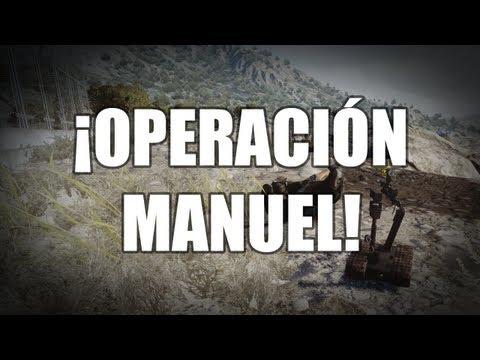 Manuel - Reddit Thread: http://www.reddit.com/r/gaming/comments/qhey8/operaci%C3%B3n_manuel/ No idea who manuel is? Check this: http://www.youtube.com/watch?v=7O1ynhi...