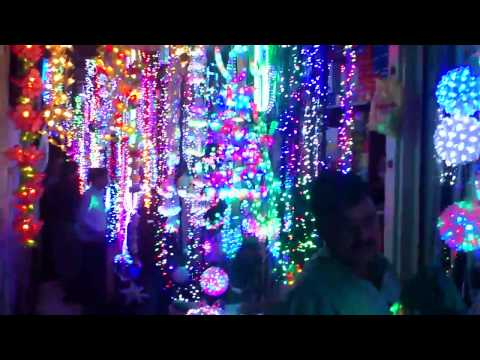 Diwali Shopping Lohar Chawl