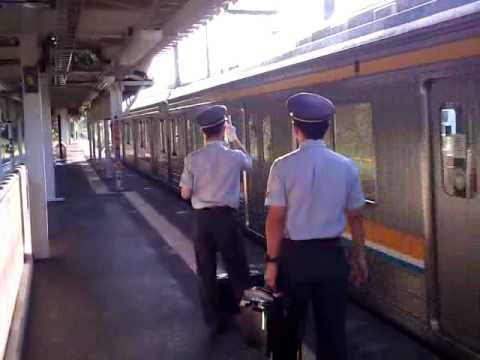 Tsurumi Line Bentembashi Station (Yokohama)